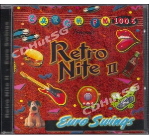 Retro Nite II - Euro Swings 80's Hits CD